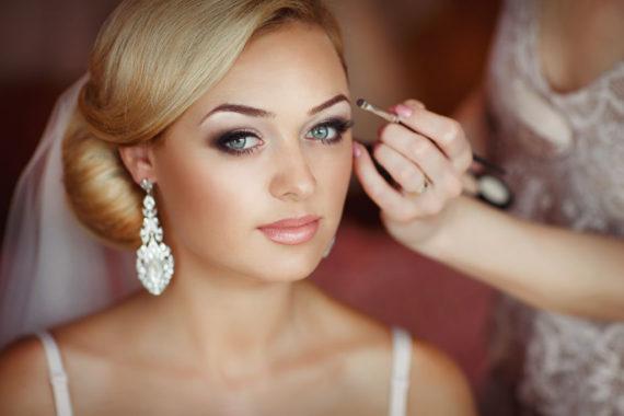 νυφικό μακιγιάζ με δοκιμαστικό - Oh My Beauty