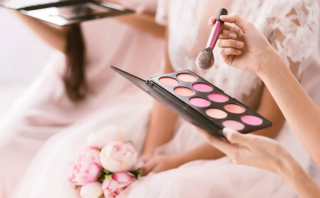 Bridal Makeup Look που Σαγηνεύει