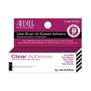 Ardell κόλλα με πινέλο clear 5g
