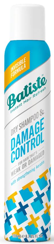 Batiste dry shampoo hair benefits damage control