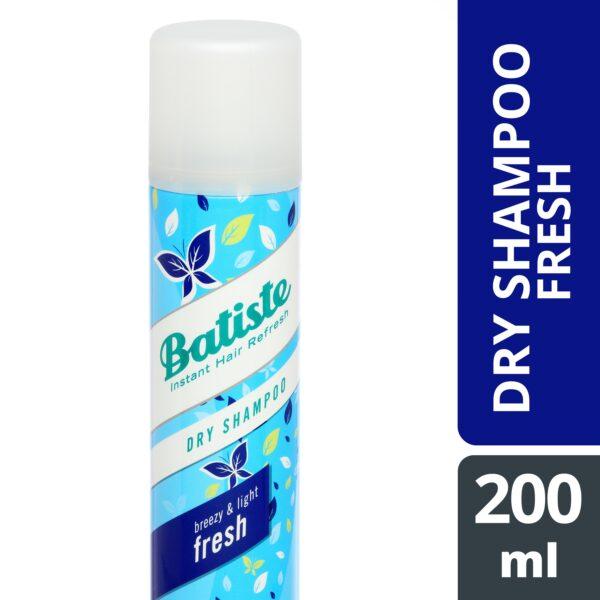 Batiste fresh dry shampoo 200ml