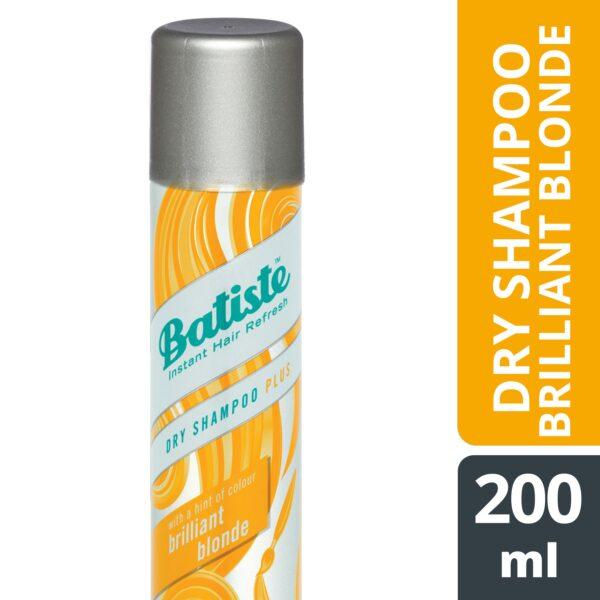 Batiste floral dry shampoo 200ml