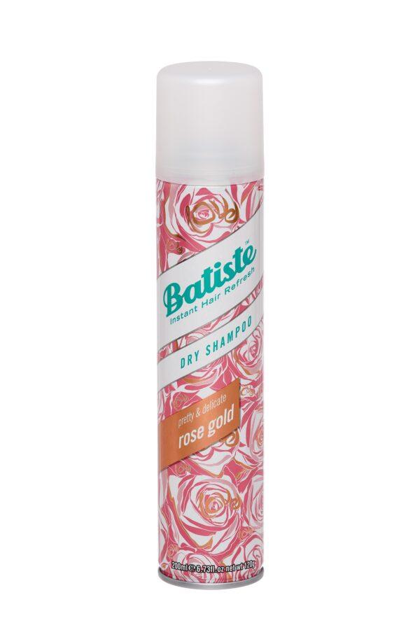 Batiste rose gold dry shampoo