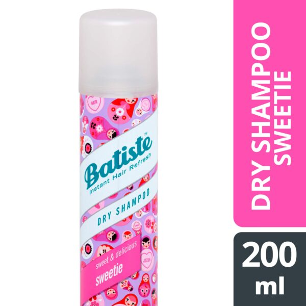 Batiste sweetie dry shampoo 200ml