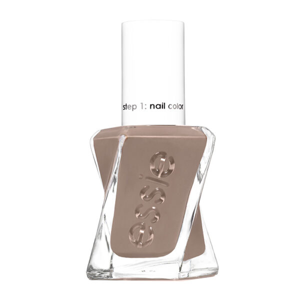 Essie gel couture wool me over 526
