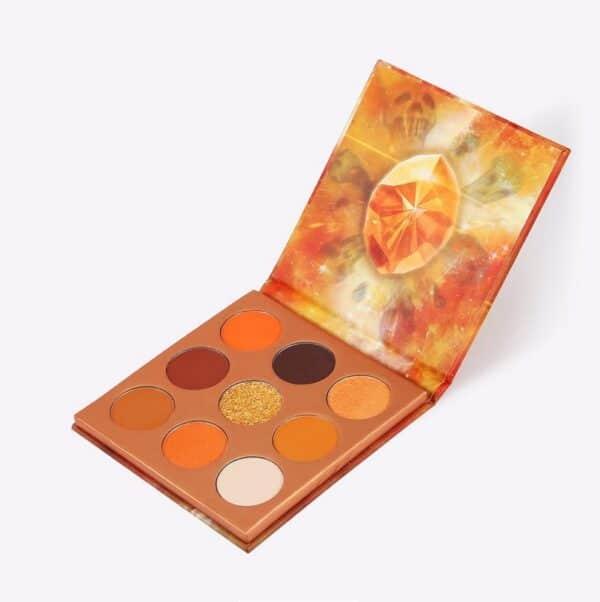 Gemstones soul palette 9 colors