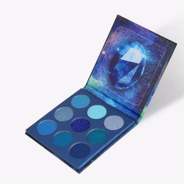 Gemstones space palette 9 colors