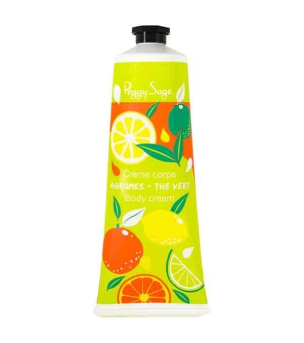 Κρέμα σώματος fragrant citrus/ green tea 125ml