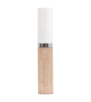 More than you think - FDT and concealer 2 in 1 -12ml