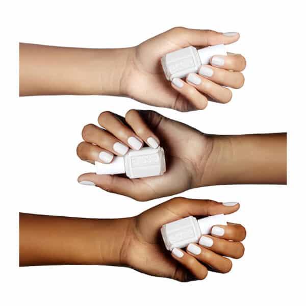 Βερνίκι essie color 01 blanc 2