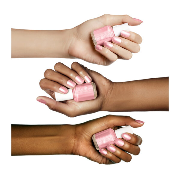 Βερνίκι essie color 18 pink diamond 2