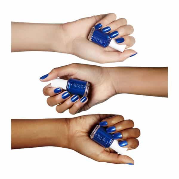 Βερνίκι essie color 92 aruba blue 2
