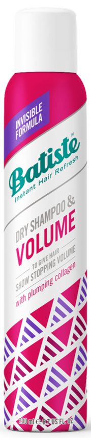 batiste dry shampoo hair benefits volume