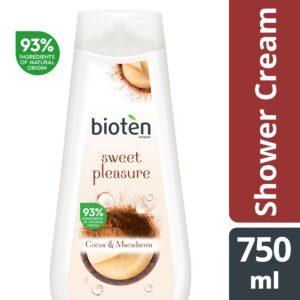 Bioten αφρόλουτρο sweet pleasure 750ml