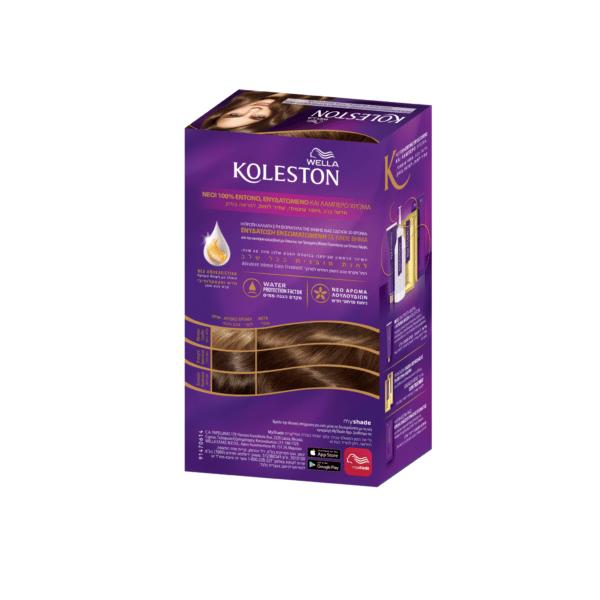 koleston kit wella krema vafhs 5 kastano anoixto