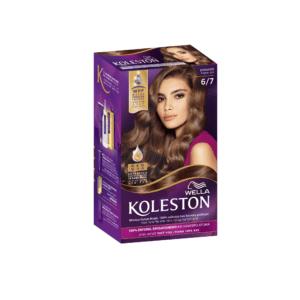 koleston kit wella krema vafhs 6/7 sokolati