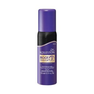 Koleston root touch up 3 spray μαύρο