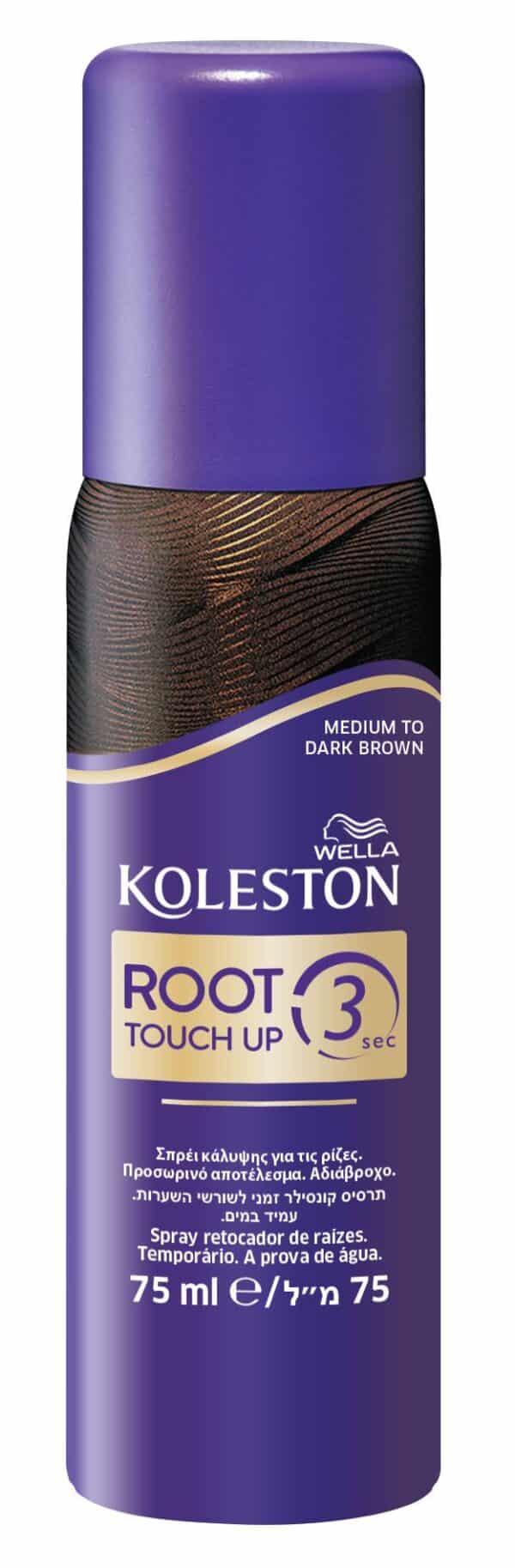 koleston root touch up 3 spray skouro kastano