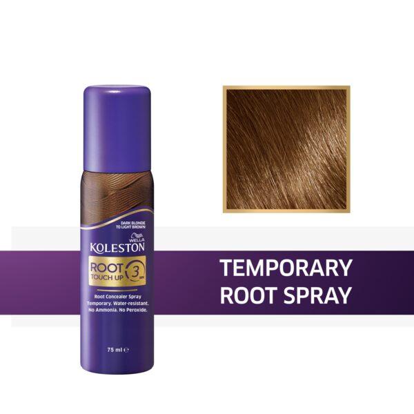 koleston root touch up 3 spray skouro xantho 75