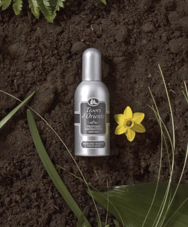 tesori eau de parfum white musk