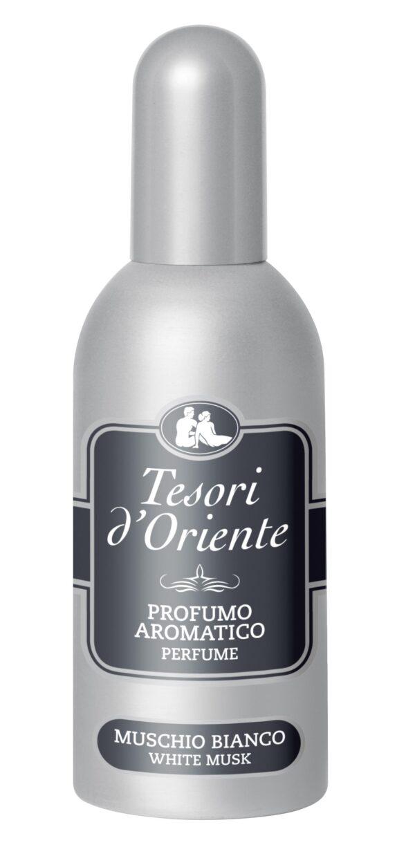 tesori eau de parfum white musk 100ml