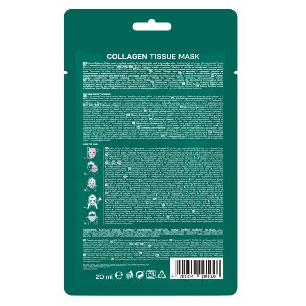 Bioten υφασμάτινη μάσκα collagen 20ml
