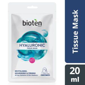 Bioten υφασμάτινη μάσκα hyaluronic