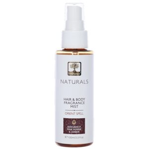 Bioselect naturals hair and body mist orient spell 100ml