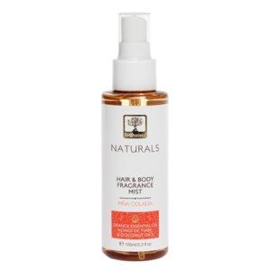 Bioselect naturals hair and body mist pina colada 100ml