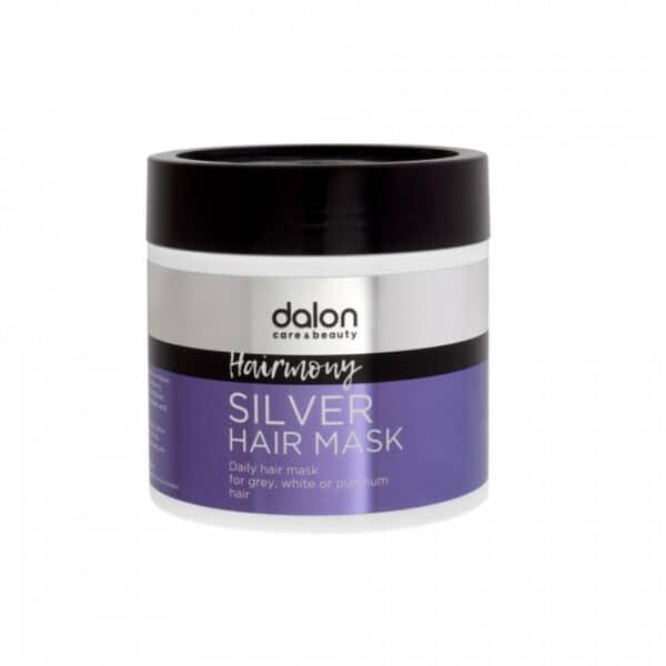 Dalon hairmony μάσκα μαλλιών silver 500ml