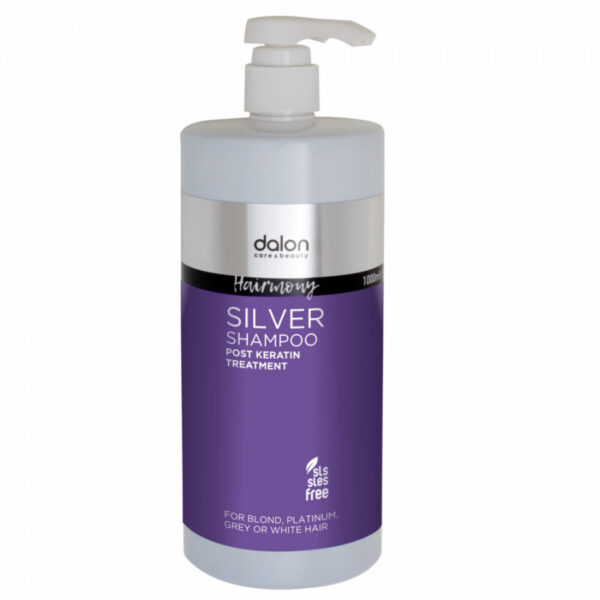 Dalon hairmony σαμπουάν silver sls/sles free 1000ml
