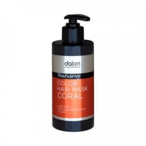 Dalon hairmony χρωμομάσκα μαλλιών 300ml κοραλί
