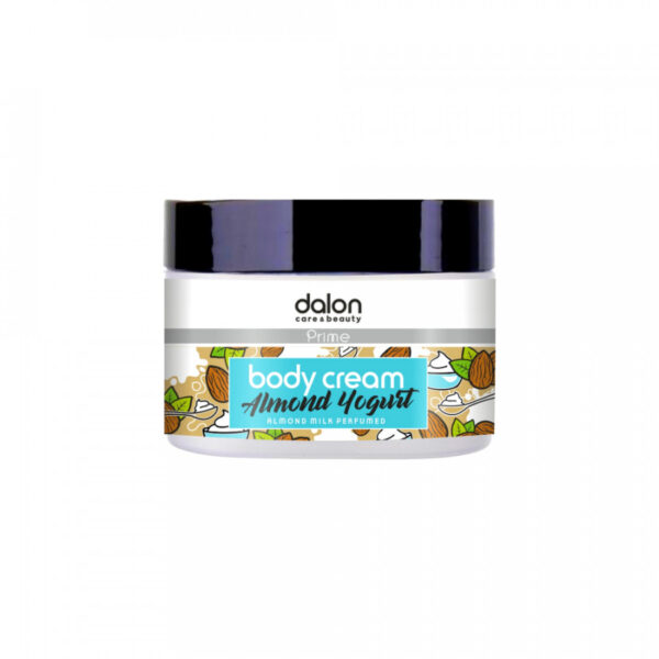 Dalon prime κρέμα σώματος almond yogurt 500ml