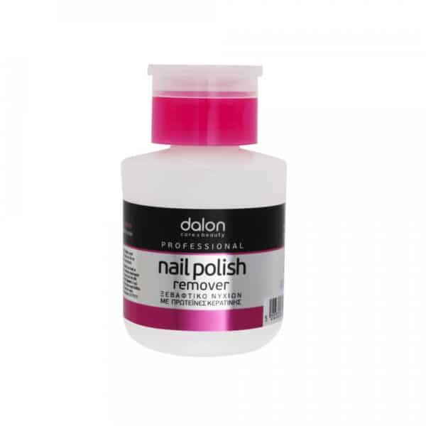 Dalon ξεβαφτικό νυχιών με κερατίνη 200ml