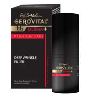 Gerovital αντιρυτιδικό serum filler 15ml