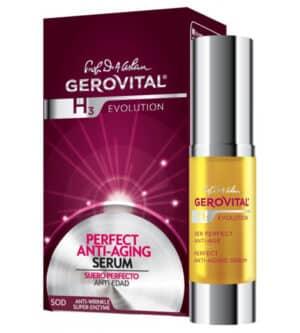 Gerovital εντατικό αντιγηραντικό serum 15ml