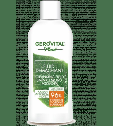 Gerovital γαλάκτωμα καθαρισμού microbiom protect 150ml