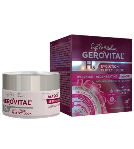 Gerovital κρέμα μάσκα αναδόμησης νυκτός 50ml