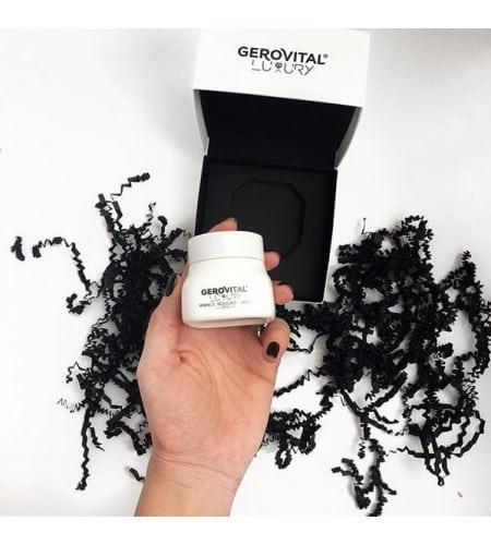 Gerovital κρέμα μείωσης των ρυτίδων SPF 15