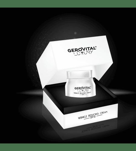 Gerovital κρέμα μείωσης των ρυτίδων SPF 15 50ml