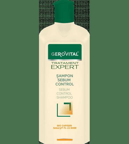 Gerovital σαμπουάν κατά της λιπαρότητας 250ml