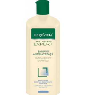Gerovital σαμπουάν κατά της πιτυρίδας / ξηροδερμίας 400ml