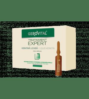 Gerovital θρεπτικές αμπούλες πρόληψης με κερατίνη