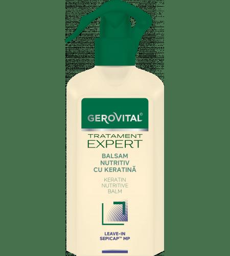 Gerovital θρεπτικός ορός μαλλιώνμε κερατίνη 150ml