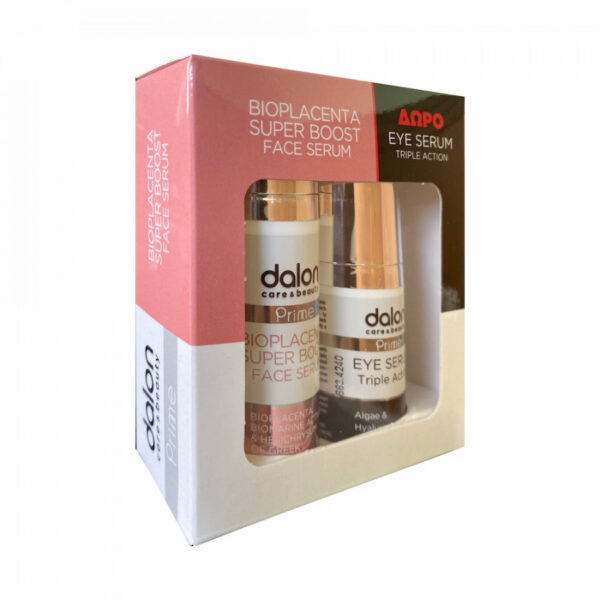dalon gift box bioplacenta face serum
