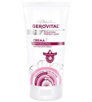 Gerovital κρέμα κατά της κυτταρίτιδας με υαλουρονικό οξύ 200ml