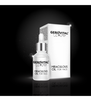 Gerovital λάδι προσώπου 15ml