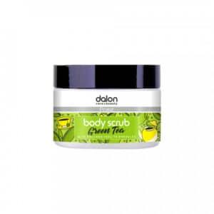 Dalon prime κρέμα απολέπισης σώματος green tea 500ml