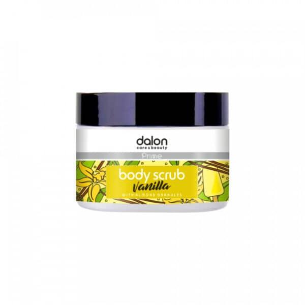 Dalon prime κρέμα απολέπισης σώματος vanilla 500ml